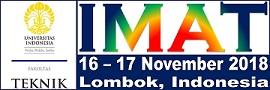 IMAT 2018 Logo